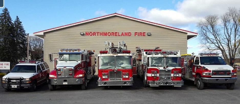 Northmoreland Fire House